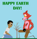 FNAF 1 Earth Day request