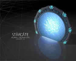 Atlantis Stargate by PikkewynMan
