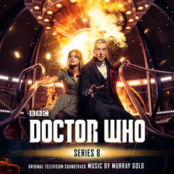 Doctor Who Series 8 soundtrack custom cover
