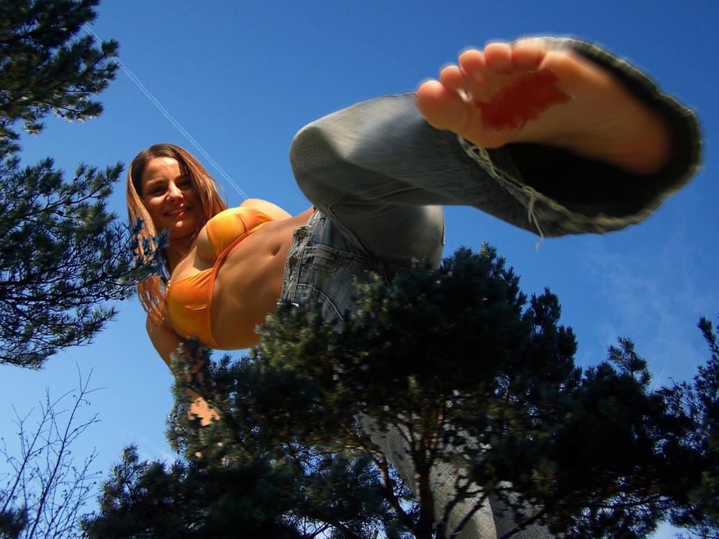 Giant girl dwarf man pics nackt film