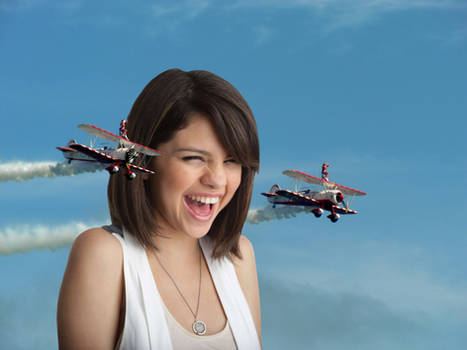 Selena and the Wing walkers