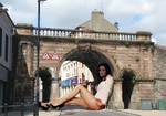 Rachel Bilsong in Derry