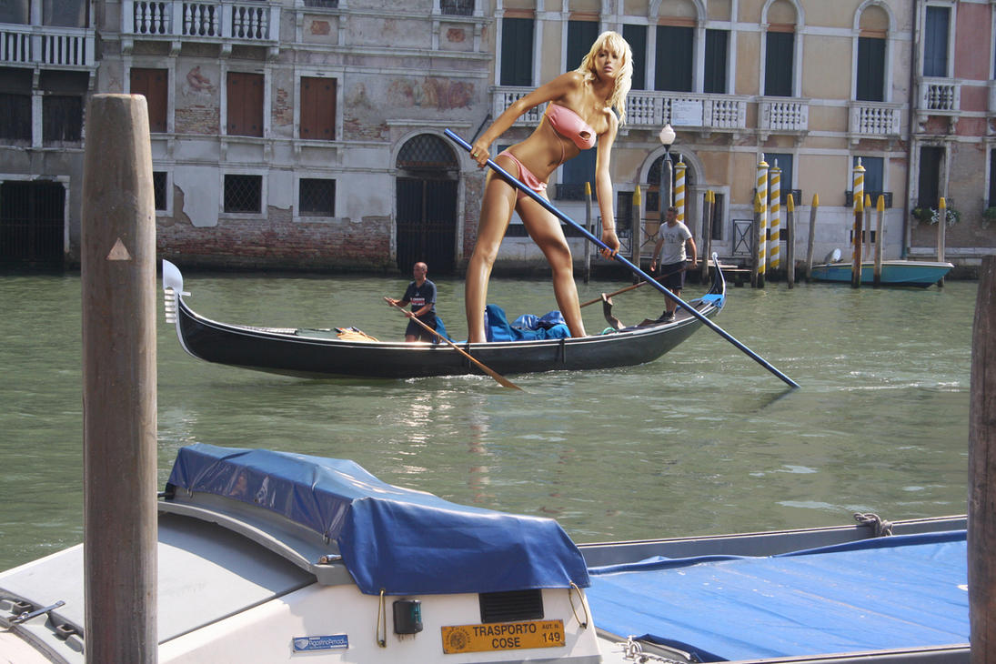 Venice Hilton by Accasbel