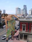 Jessica Alba in San Diego