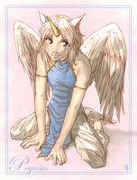 Pegasus by Chaosarashi