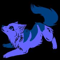 My new wolf adopt by KayceeMuffins