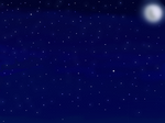 Night sky background by KayceeMuffins