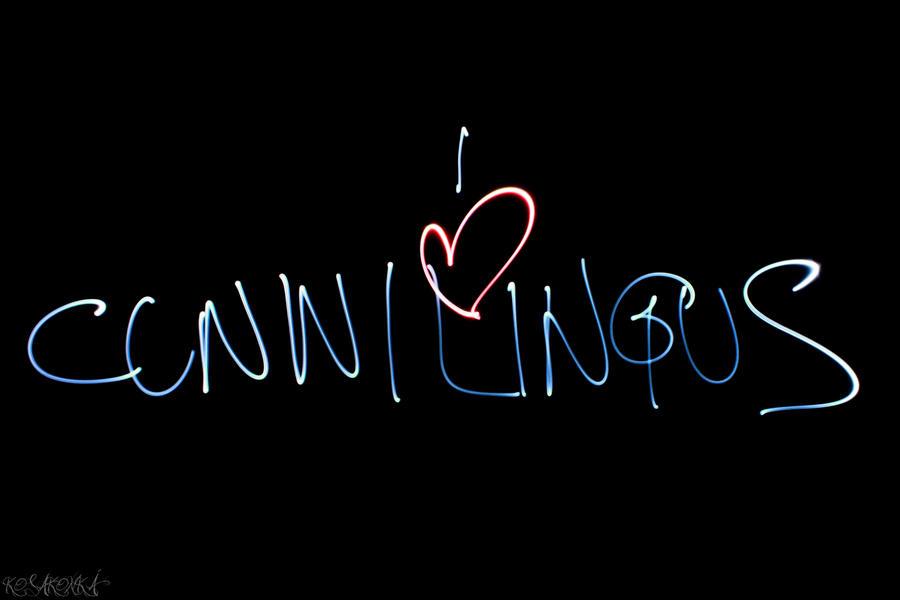 I loce cunnilingus