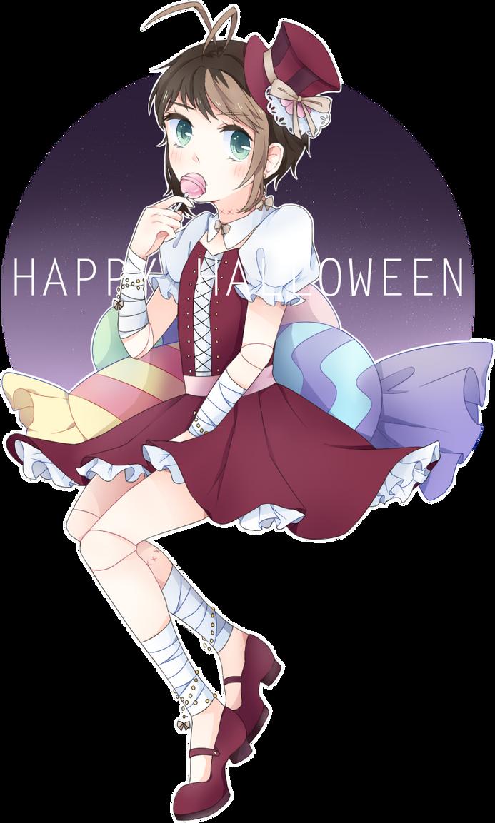Happy Halloween!! by kaoppai
