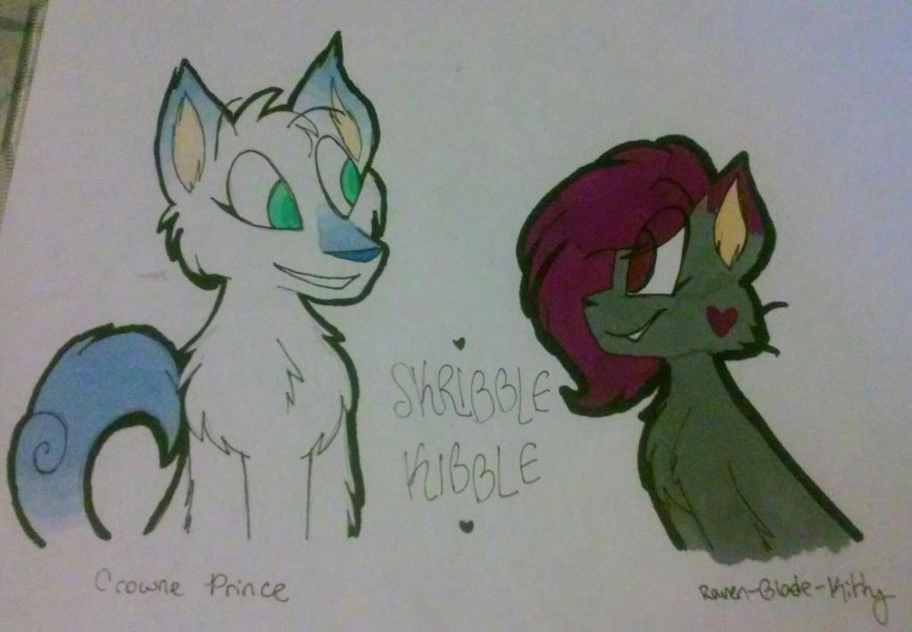 Scribble Kibble