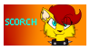 Scorch Stamp(Free to Use!) by Raven-Blade-Kitty
