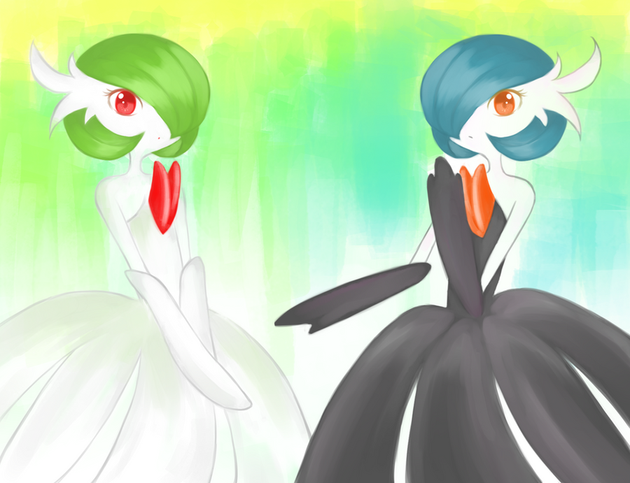 Shiny Mega Gardevoir Wallpaper: Mega Gardevoir By Koumashiki On DeviantArt