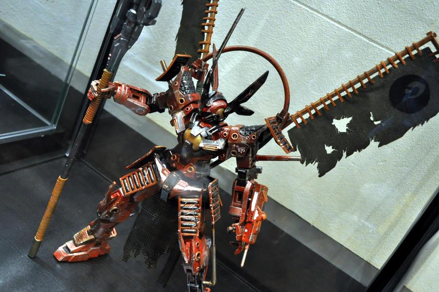 Exia Samurai by Jade-sta