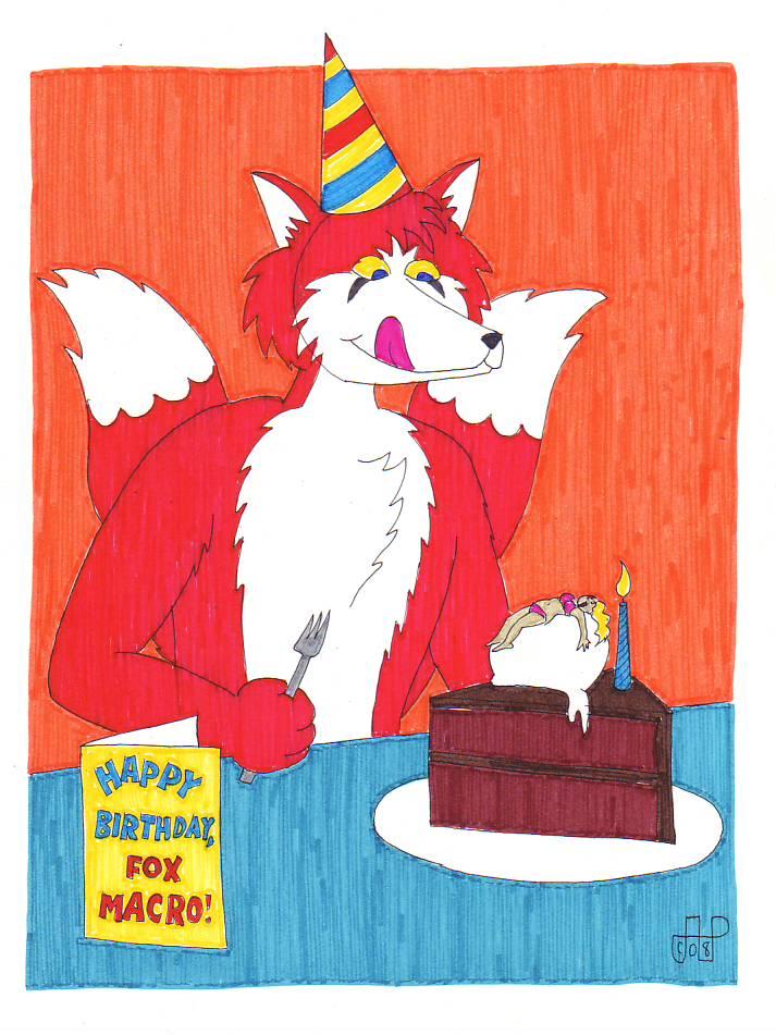 Bon anniversaire Nodamn! The_Macro_Fox__s_Birthday_Cake_by_EmperorNortonII