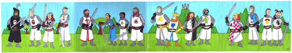 Knights of the Empire by EmperorNortonII