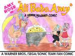 Ali Baba Amy Lobby Card by EmperorNortonII