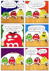 Colorful Rumors by EmperorNortonII