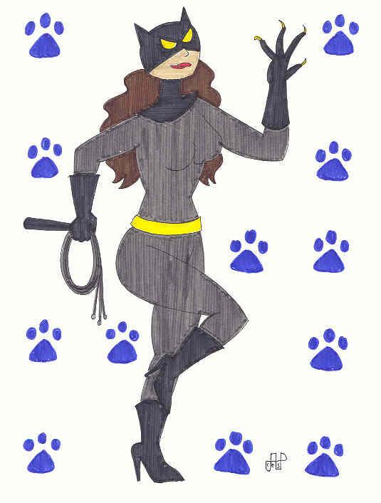 Catwoman by EmperorNortonII
