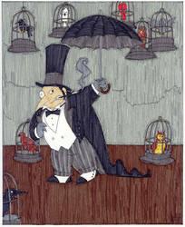 The Penguin by EmperorNortonII