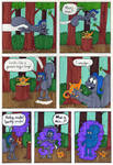 Rocky and the Magic Lamp Page 1