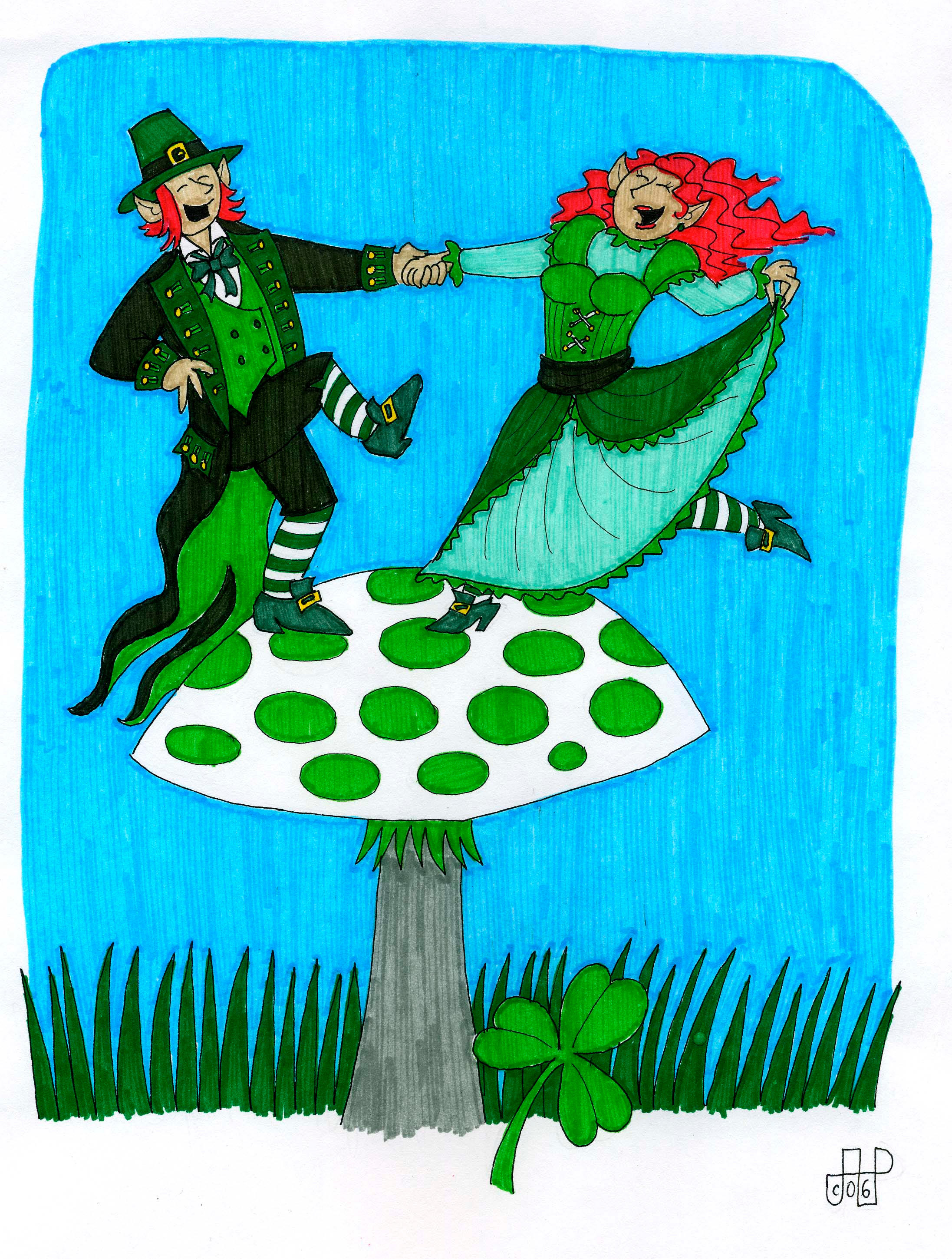 Uncategorized Dancing Leprechauns dancing leprechauns by emperornortonii on deviantart emperornortonii
