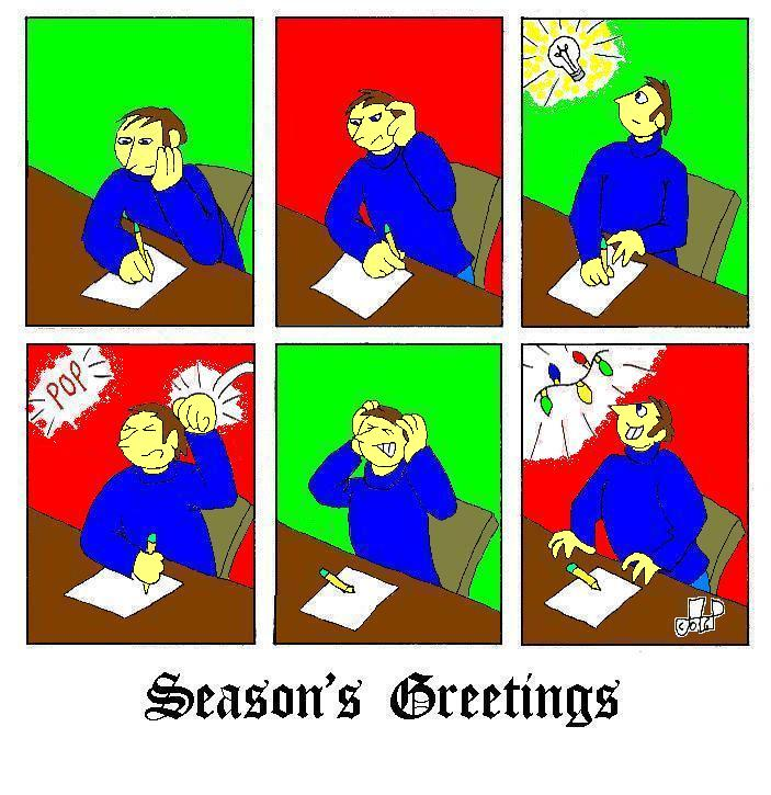 Season's Greetings 2006 by EmperorNortonII