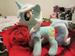 my little pony Lyra Heartstrings Plush