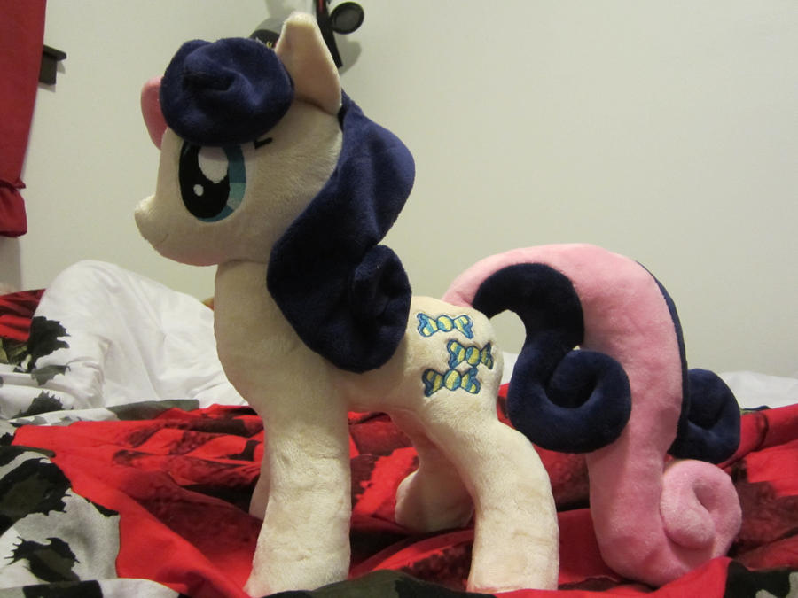 my little pony Bon Bon Plush by Little-Broy-Peep