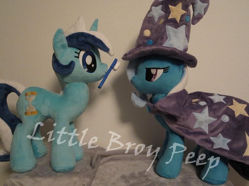 Clogate And Trixie by Little-Broy-Peep