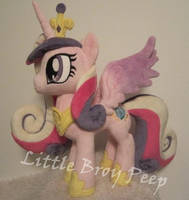 mlp princess cadence (commission) by Little-Broy-Peep