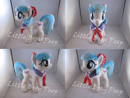 mlp Coco Pommel plush (commission) by Little-Broy-Peep
