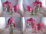mlp Pinkie Pie Plush (commission)