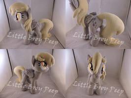 MLP Derpy Plush by Little-Broy-Peep