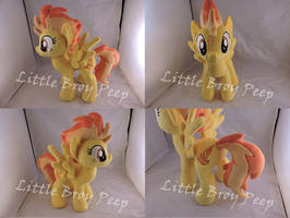 MLP Spitfire Plush by Little-Broy-Peep