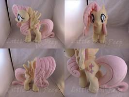 MLP Fluttershy Plush by Little-Broy-Peep
