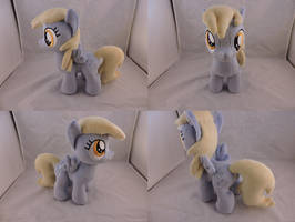 MLP Filly Derpy Plush by Little-Broy-Peep