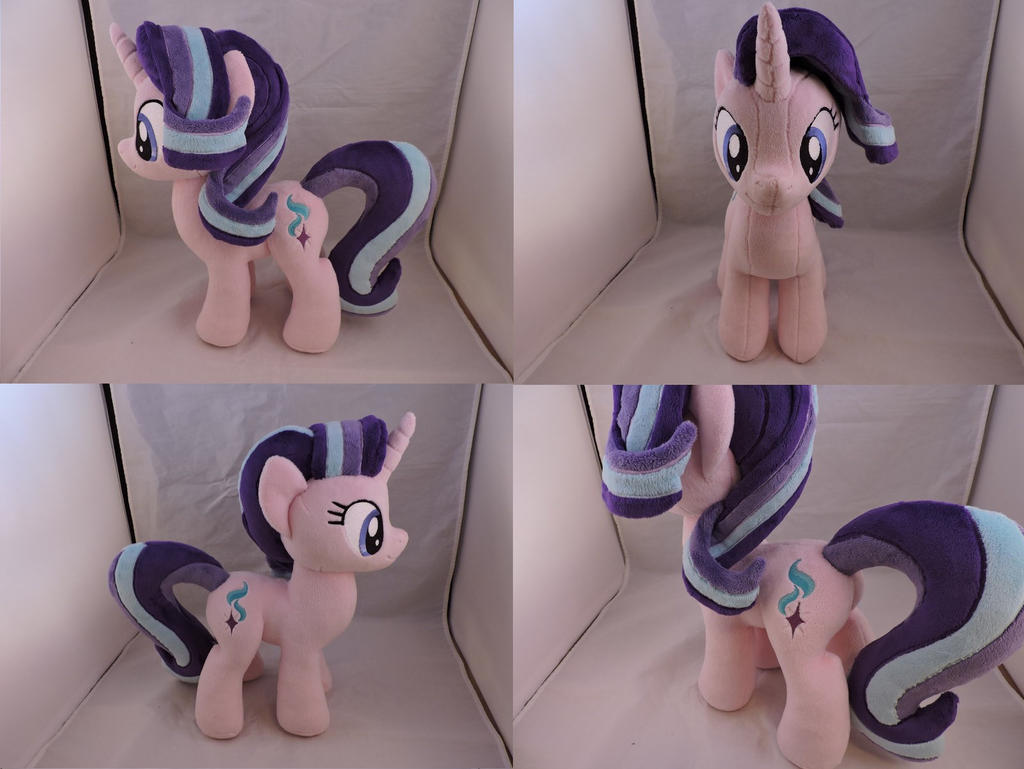 MLP Starlight Glimmer Plush (commission)