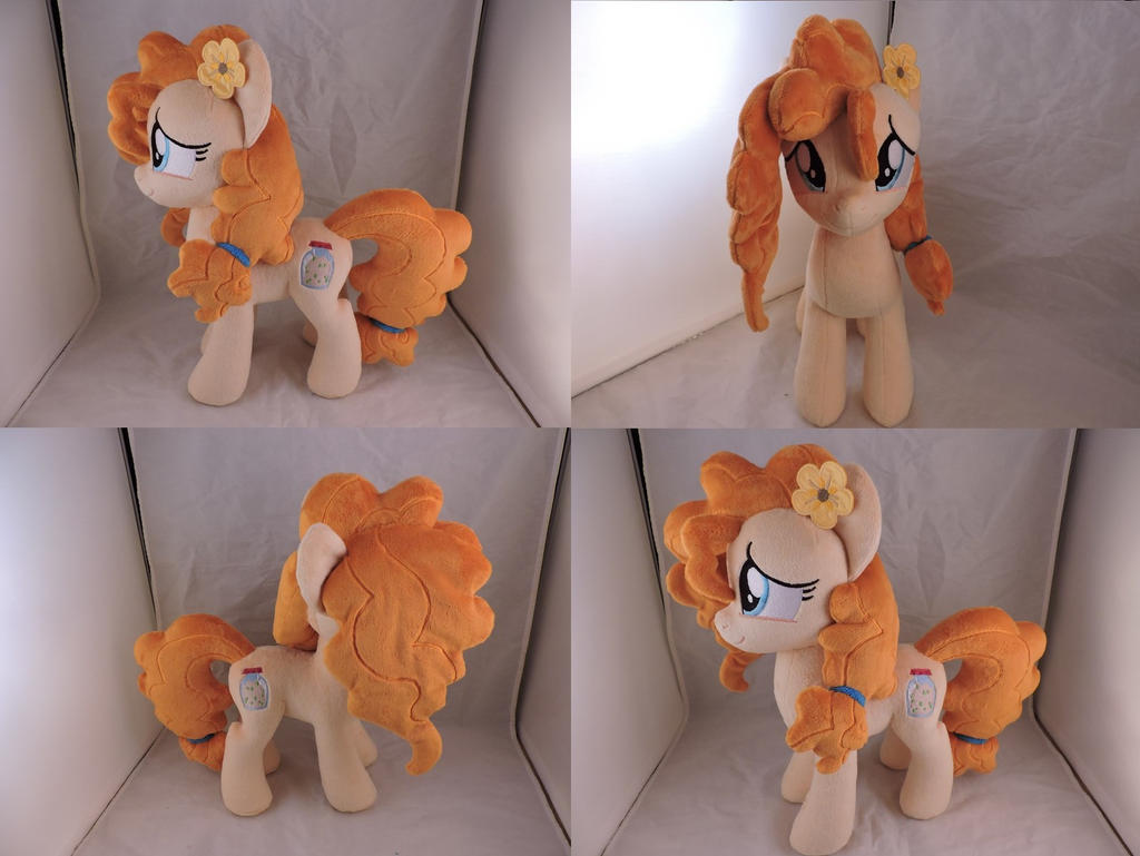 MLP Pear Butter Plush (commission)