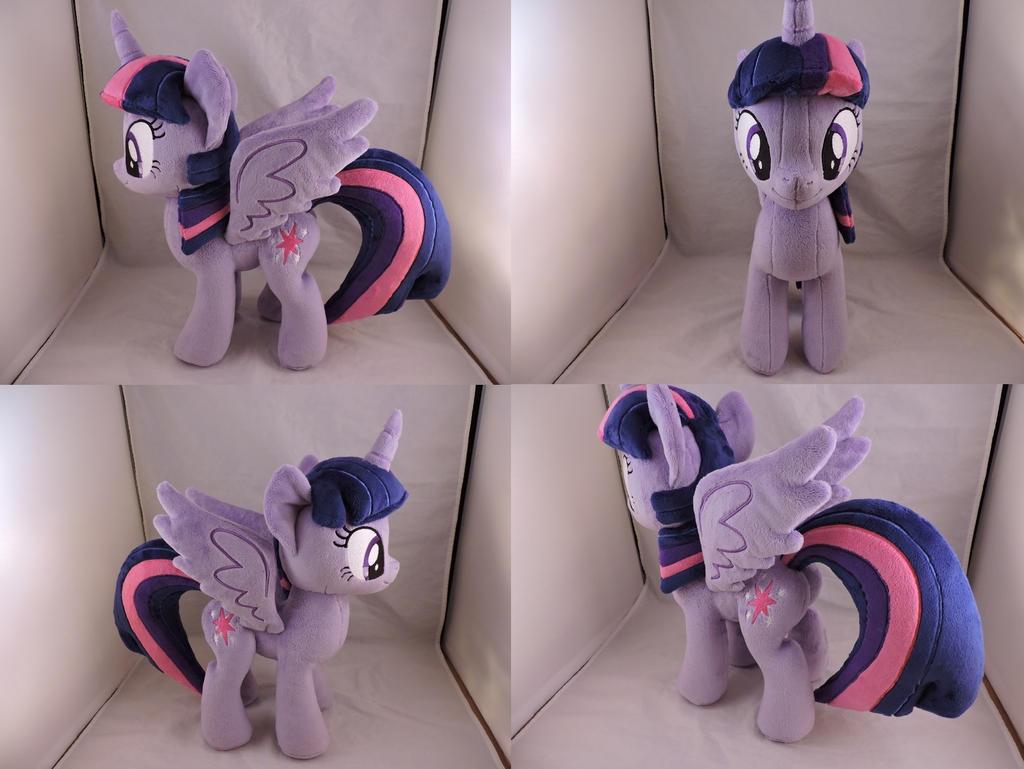 MLP Twilight Sparkle Plush (commission)