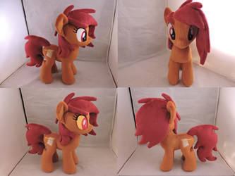MLP OC Penny Plush (commission) by Little-Broy-Peep