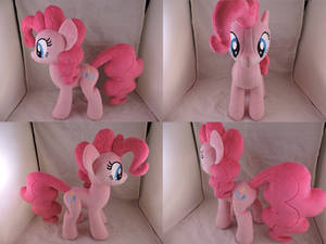 MLP Pinkie Pie Plush