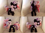 MLP Nightmare Sweetie Belle Plush (commission)