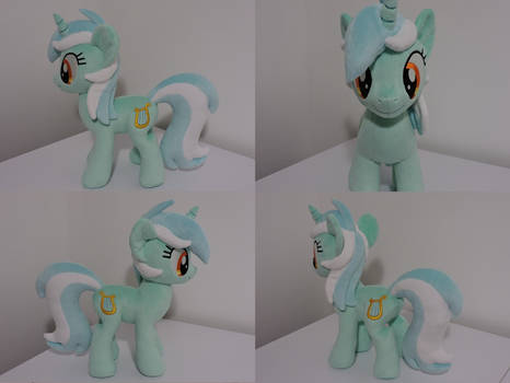 MLP Lyra Heartstrings Plush