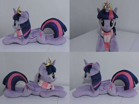 MLP Twilight Sparkle Plush