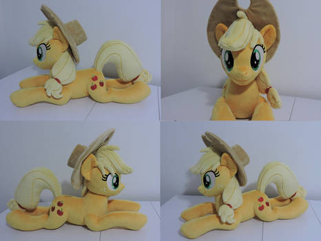 MLP Applejack Plush (for sale)