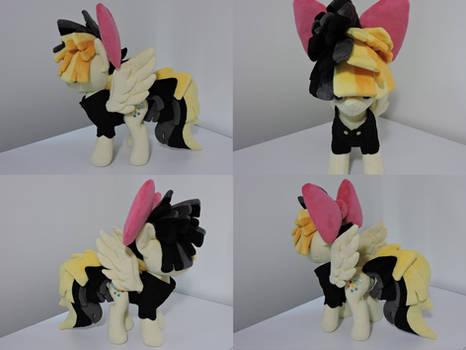 MLP Songbird Serenade Plush (commission)