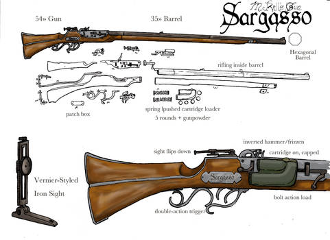 LL Sargasso Gun Concept