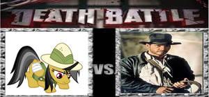 Death Battle: Daring-Do vs. Indiana Jones
