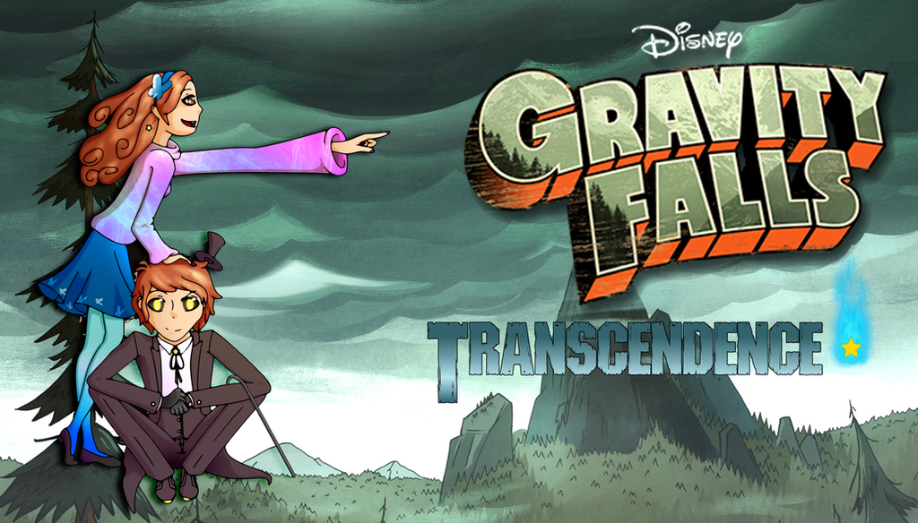 Gravity falls: Transcendence by Cat-Of-Energy