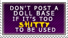 Shitty Doll Bases by AzysStamps